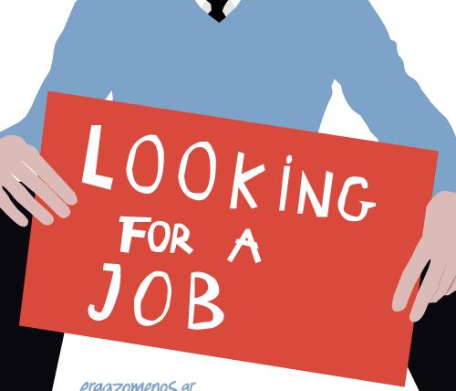 Αναζήτηση Εργασίας: Ποτέ μην το «βάζεις κάτω»